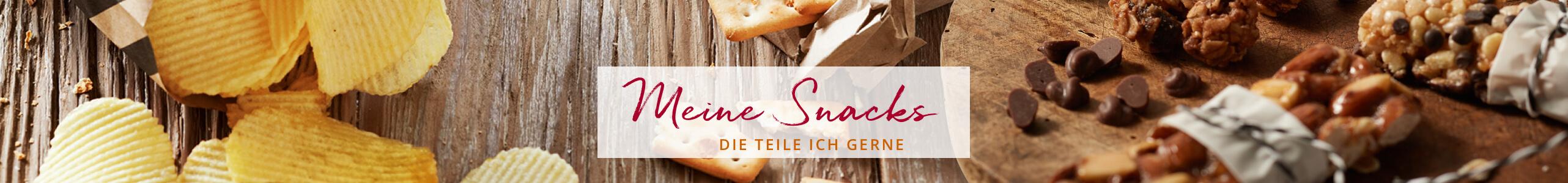 Glutenfreie, laktosefreie Knabberartikel | FoodOase.de online ...