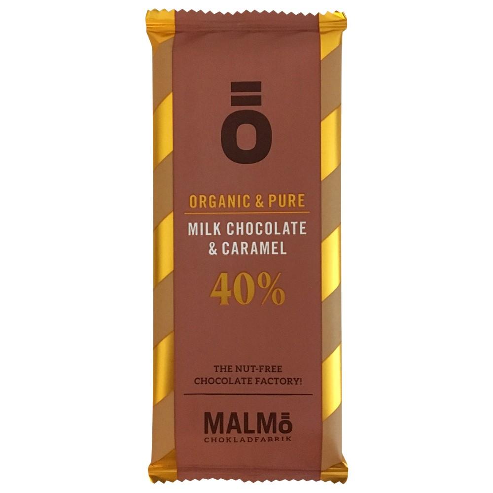 Milchschokolade mit Karamellaroma
