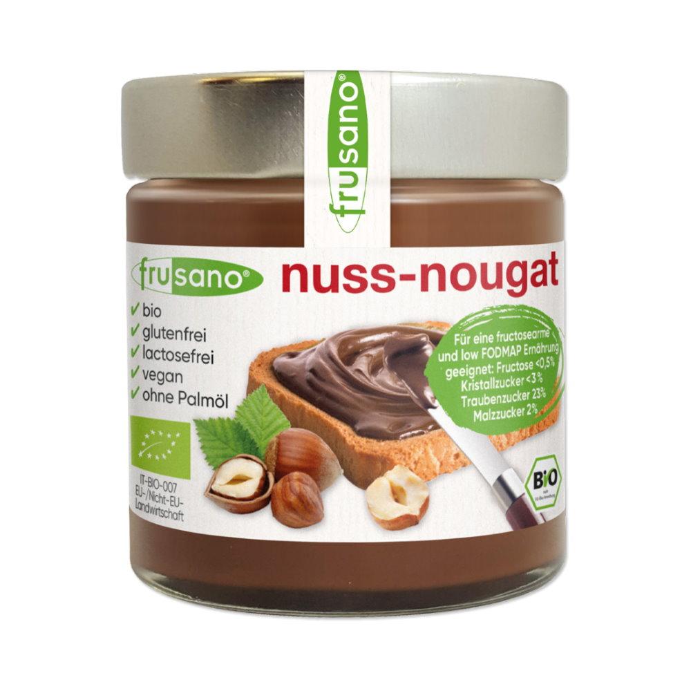 Bio Nuss-Nougat-Creme