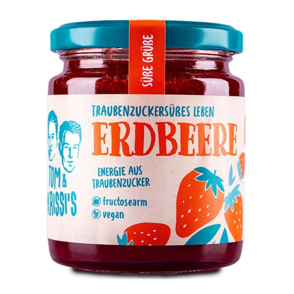 Erdbeere Fruchtaufstrich (fructosearm)