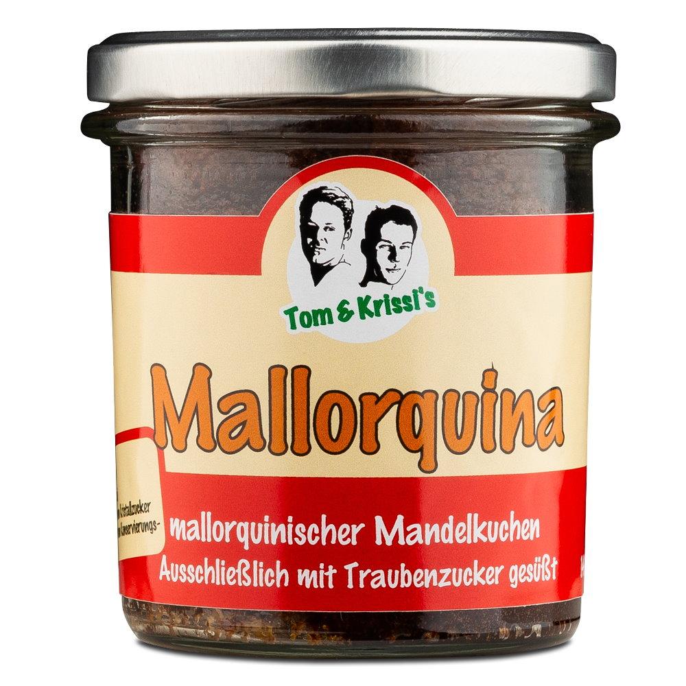 Mallorquina - Mandelkuchen im Glas