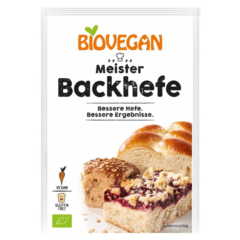 Bio Meister Backhefe