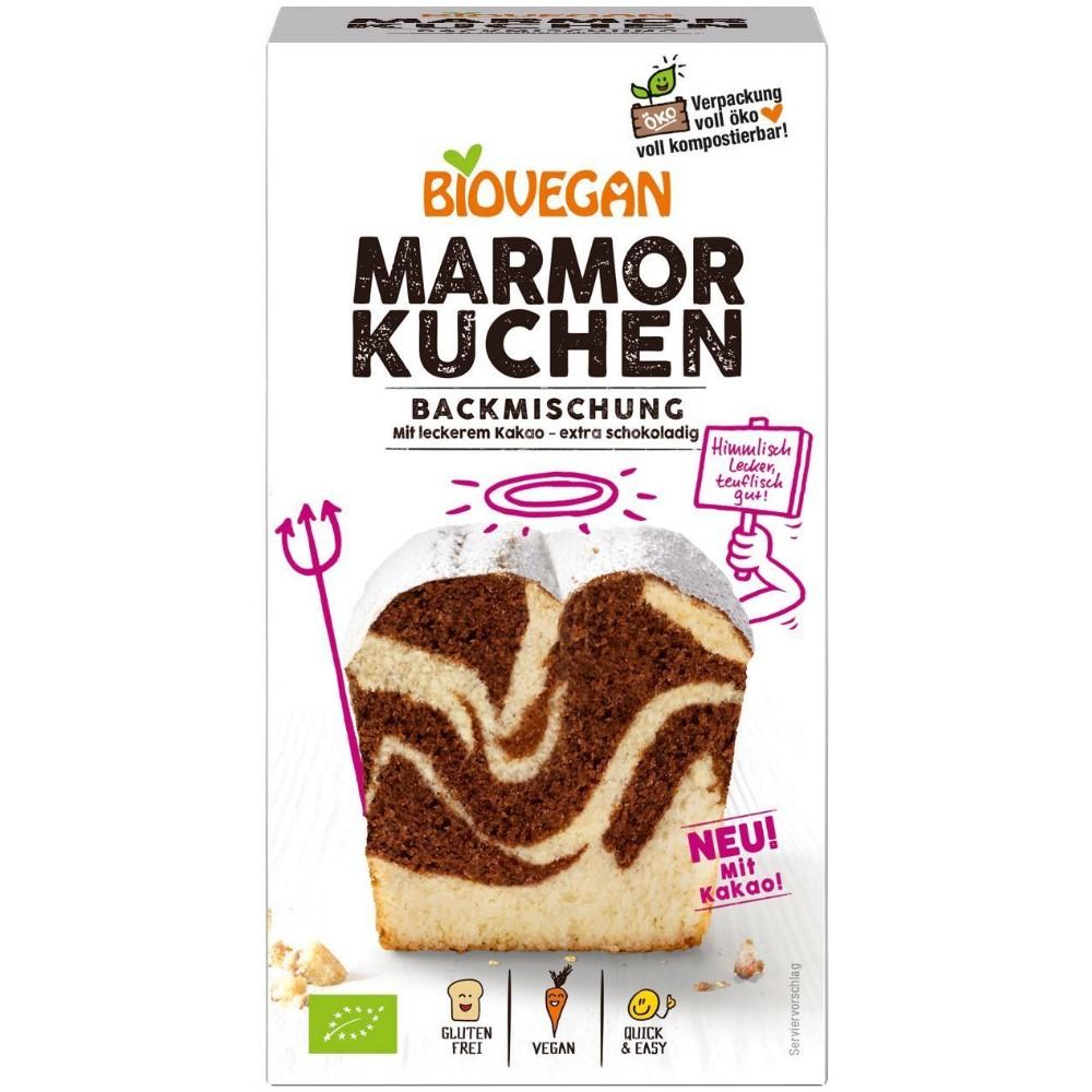 Glutenfreie Bio Marmorkuchen Backmischung Bio Vegan Glutenfreie