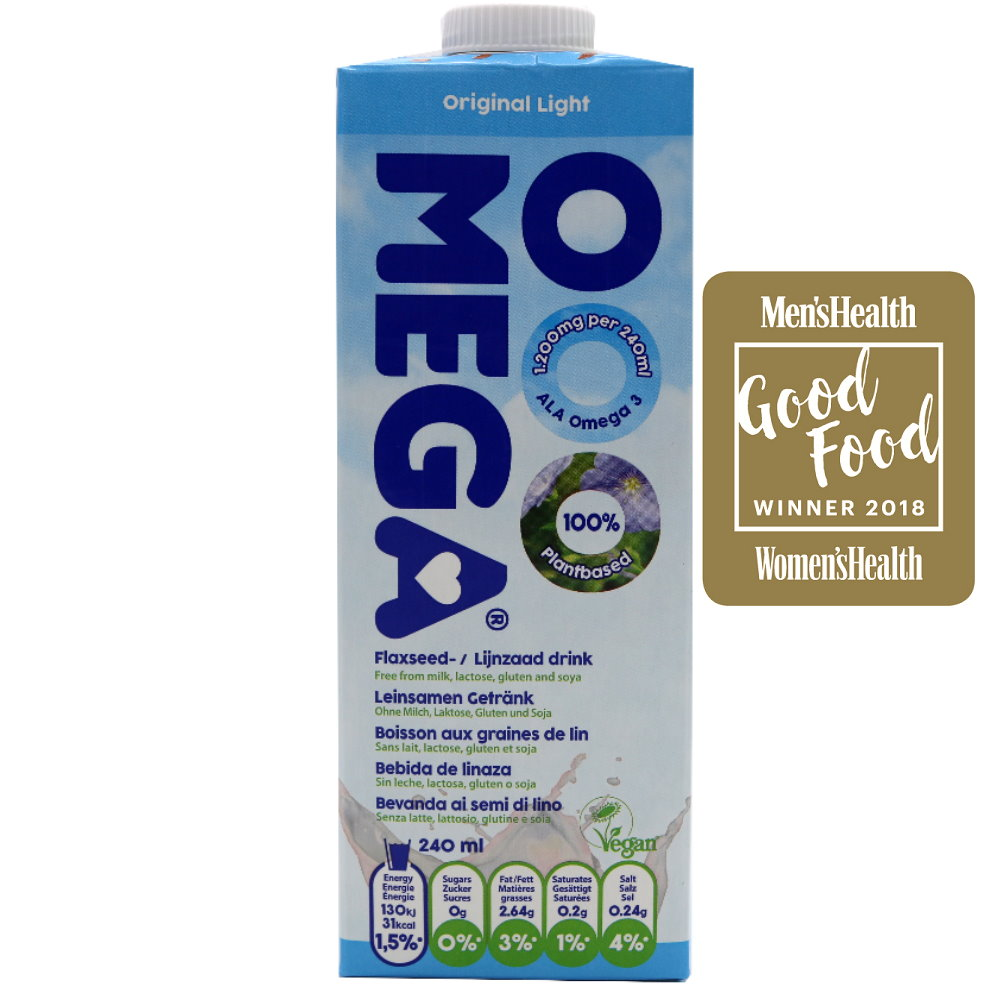 laktosefreier bio leinsamen drink unges t ooomega reich an omega 3 und omega 6 fetts uren. Black Bedroom Furniture Sets. Home Design Ideas