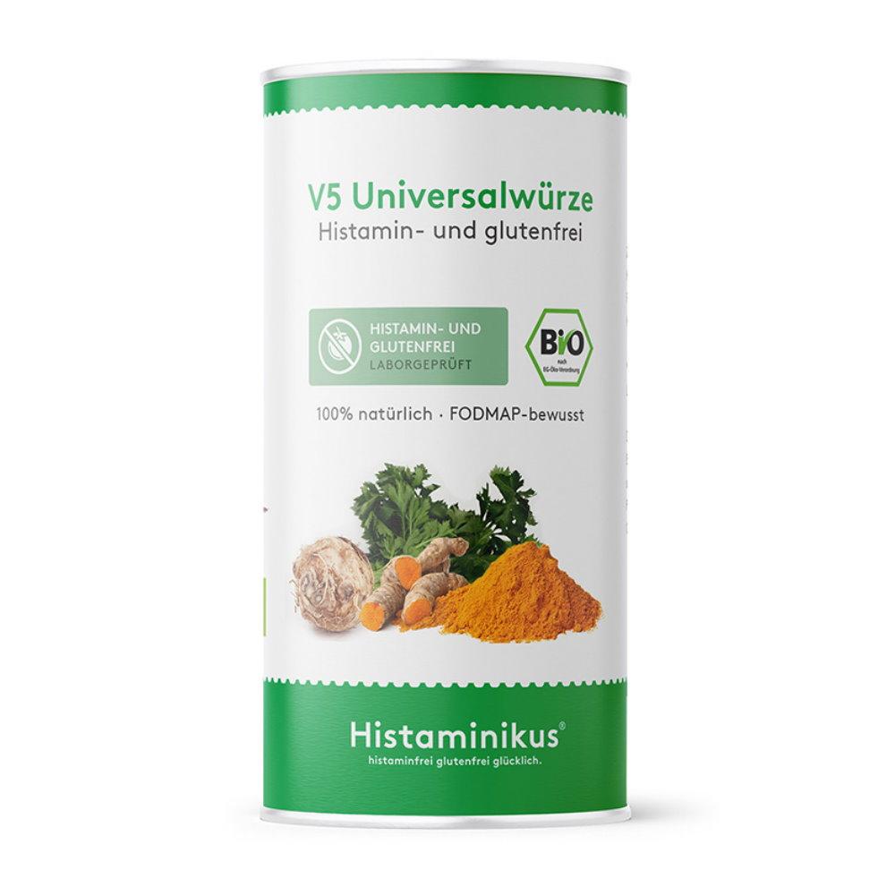 Histaminfreies Universalgewürz