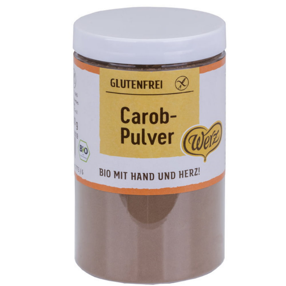 Bio Carob Pulver als Kakao-Ersatz