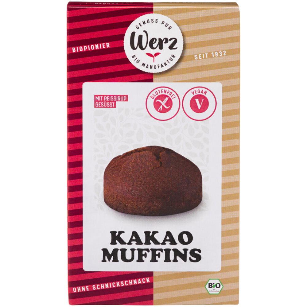 Bio Kakao Muffins