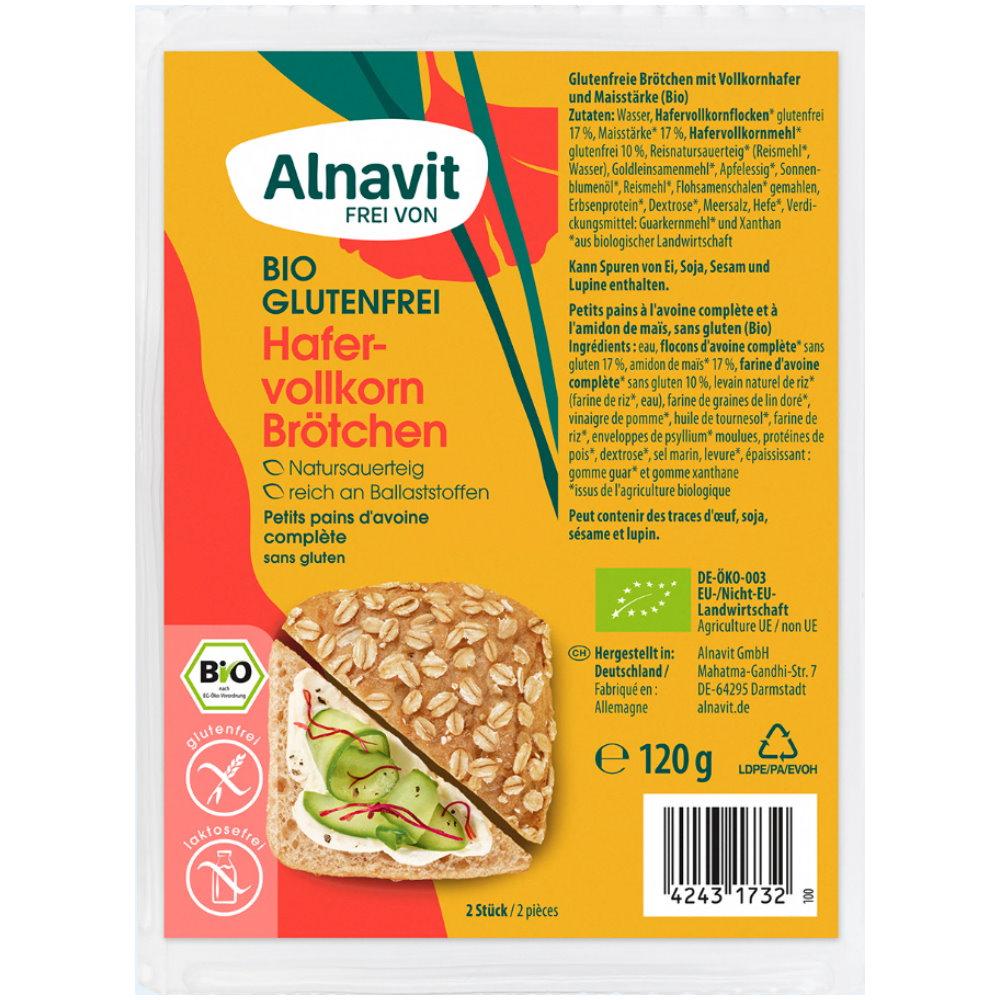 Glutenfreie Bio Vanille Backmischung Von Alnavit Alnavit Bio