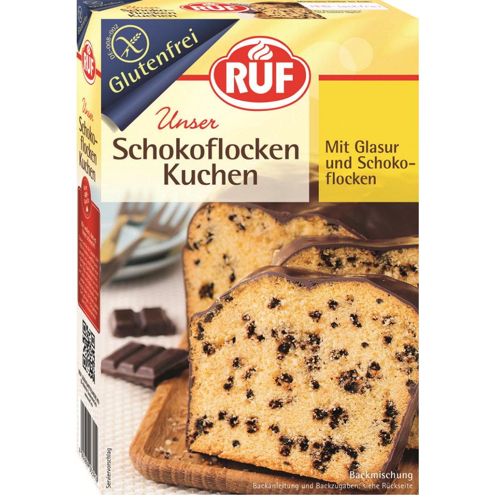Glutenfreie Backmischung Fur Schokoflocken Kuchen Ruf Glutenfreies