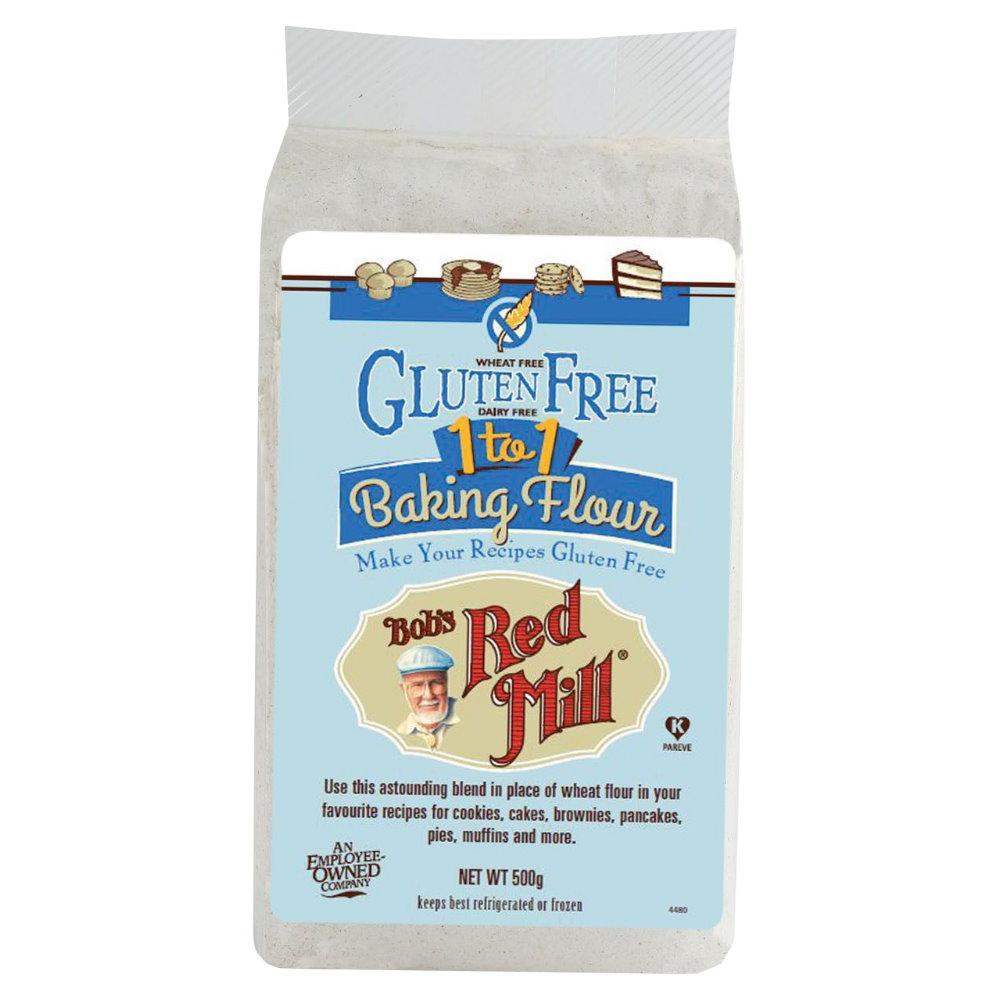 Glutenfreie Mehlmischung zum Backen