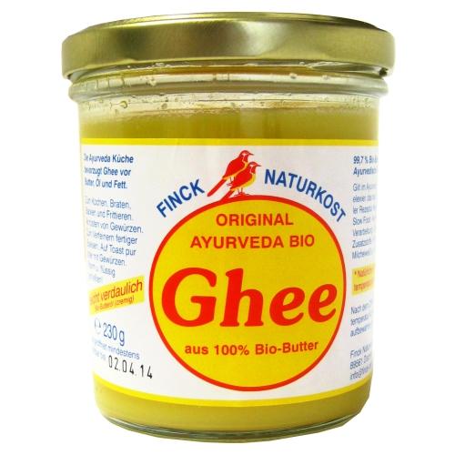 Bio Butterreinfett Ghee