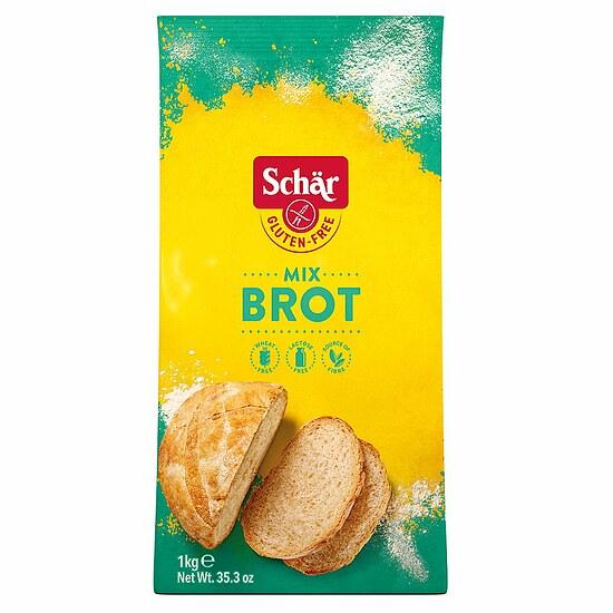 Mehl-Mix B für Brot