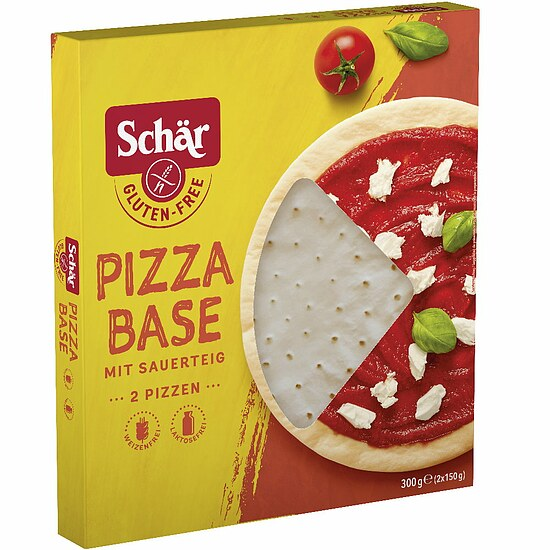 Pizza Base 2x150g