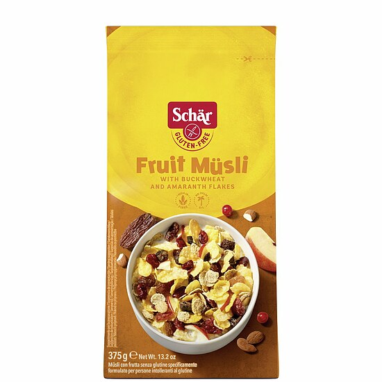 Müsli Fruit 375g
