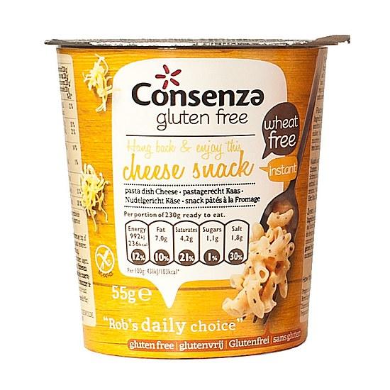 glutenfreies macaroni nudelgericht k se von cosenza online bei foodoase bestellen. Black Bedroom Furniture Sets. Home Design Ideas