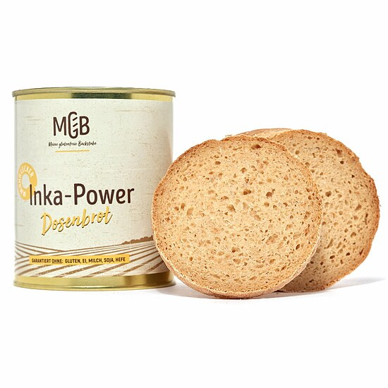 Inka Power Brot in der Dose 440g