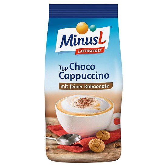 Typ Choco Cappuccino 350g