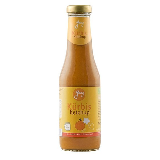 Bio Kürbisketchup 450ml