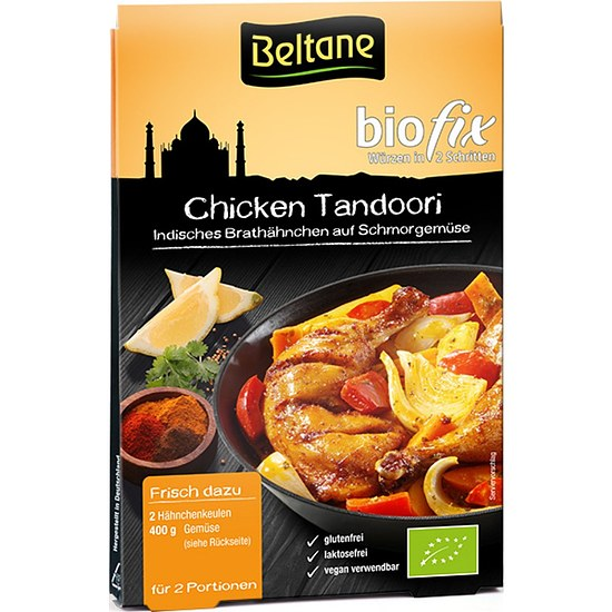Bio Fix Chicken Tandoori 21,5g