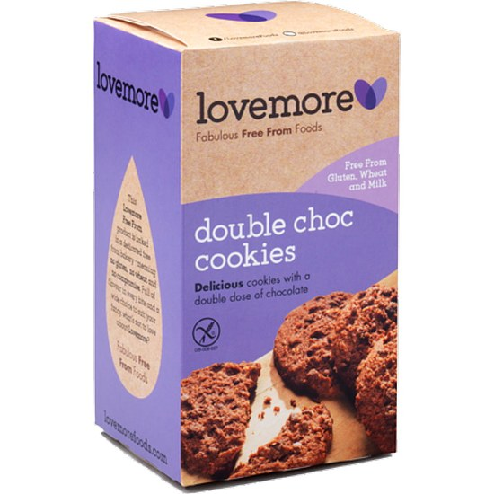 Double Chocolate Cookies 150g