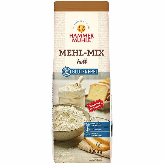 Mehl-Mix hell 1kg
