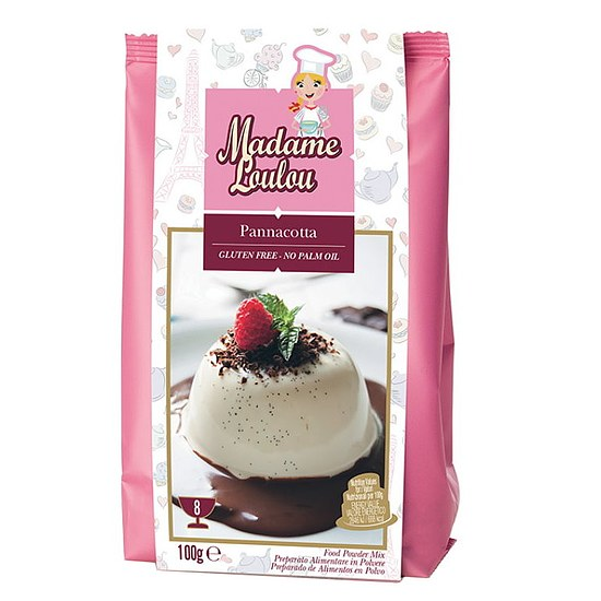 (MHD) Panna Cotta Mix 100g