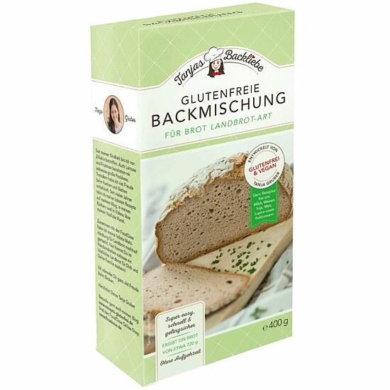 Glutenfreie Backmischung