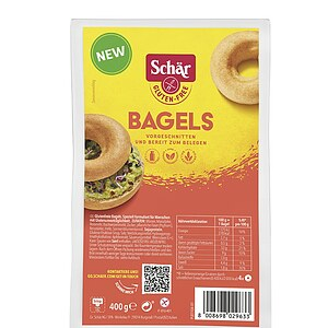Schär Mini C's Cheese Crackers 125g