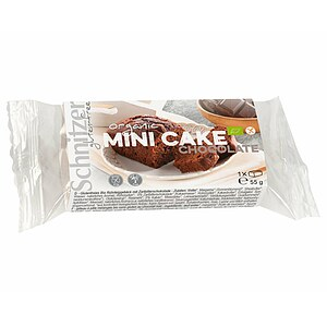 Bio Mini Cake Chocolate 55g