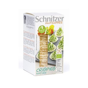 Bio Crispies Nature 60g