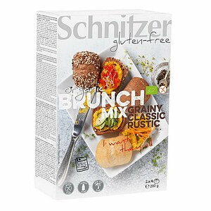 Bio Brunch Mix Br�tchen 2x100g