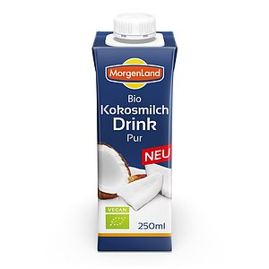 Bio Kokosmilch Drink Pur 250ml