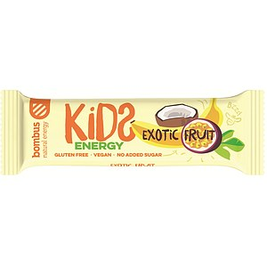 Kids Energy Exotic Fruit Riegel 40g