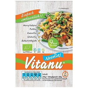 Bio Konjak Noodles - Low Carb 200g