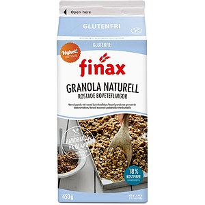 Granola Naturel 450g