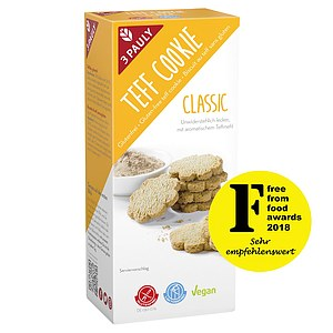 Teff Cookie Classic 125g