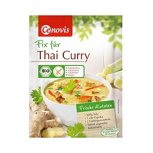 Bio Fix für Thai Curry 35g