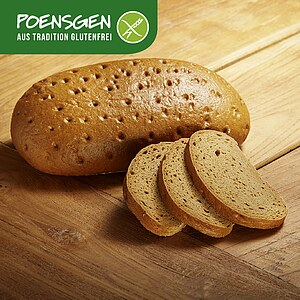 Frisches Dunkles Brot 750g