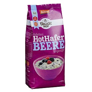 Bio Hot Hafer Beeren Haferbrei 400g