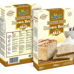 Backmischung f�r Dunkles Brot 400g