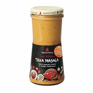 Bio Tikka Masala Soul Kitchen 420ml