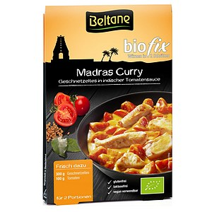 Bio Fix Madras Curry 19,7g