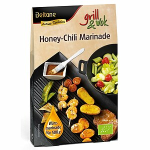 Bio grill & wok Honey-Chili-Marinade 50g