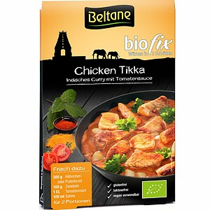 Bio Fix Chicken Tikka 25,01g
