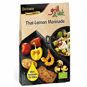 Bio grill & wok Thai Lemon Marinade 50g