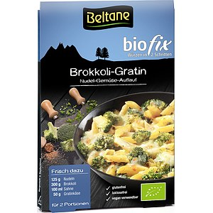 Bio Fix Brokkoli-Gratin 22,6g