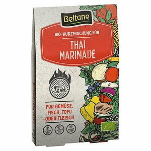 Bio grill & wok Curry Marinade 50g