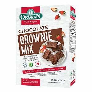 Schoko-Brownie Backmischung 400g