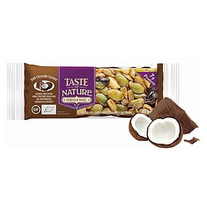 Bio Dark Chocolate Coconut Riegel 40g