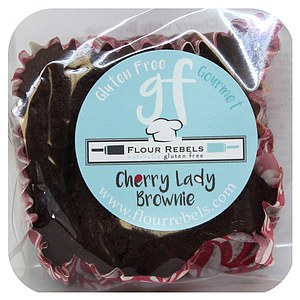 Frischer Cherry Lady Brownie 60g